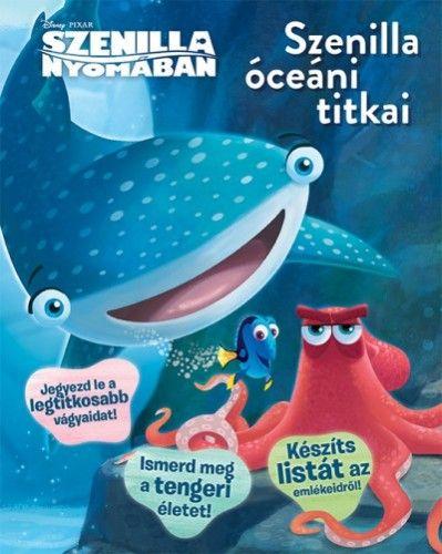 Disney - Szenilla nyomában - Szenilla óceáni titkai -  pdf epub