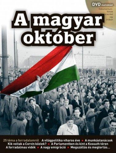 A magyar október - DVD melléklettel -  pdf epub