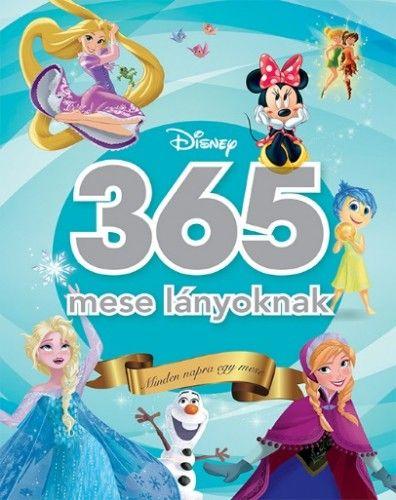 365 mese lányoknak - Disney |