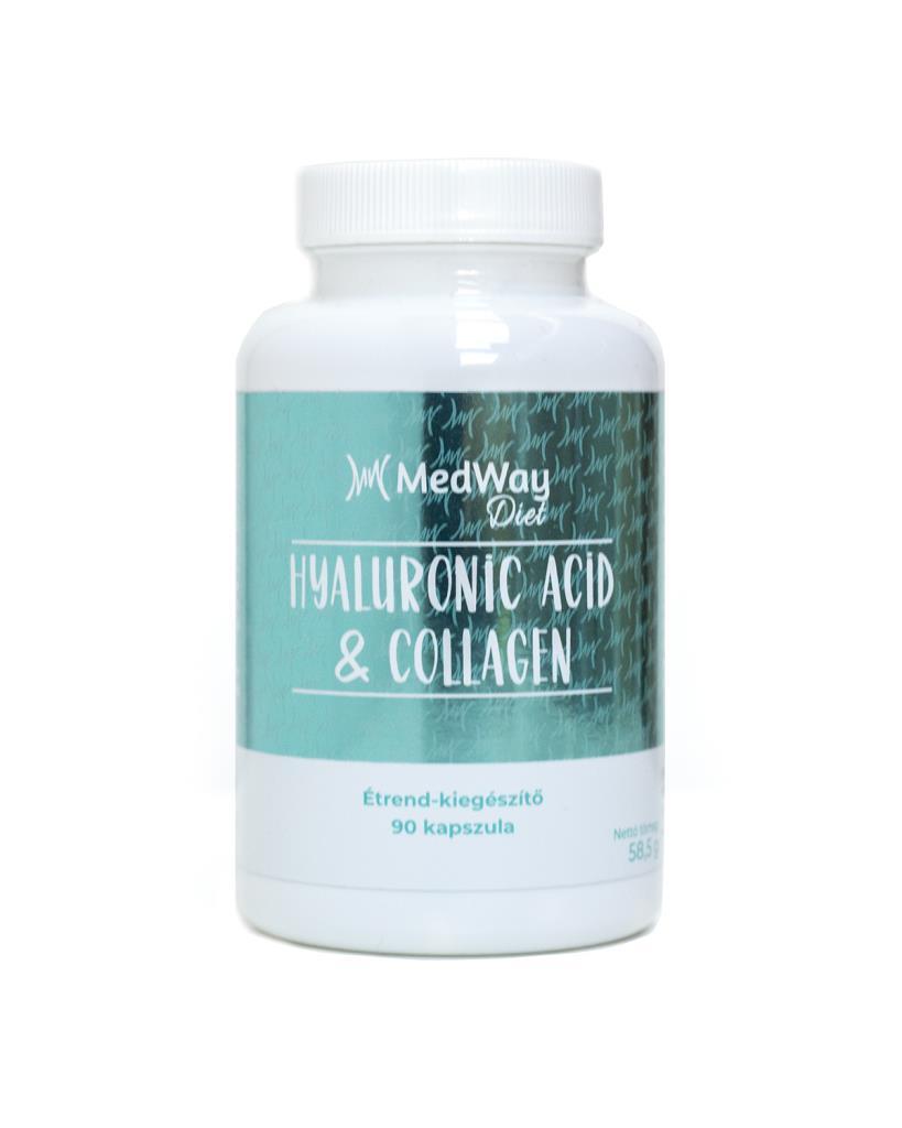 MedWay Diet Collagen kapszula - 90 szemes