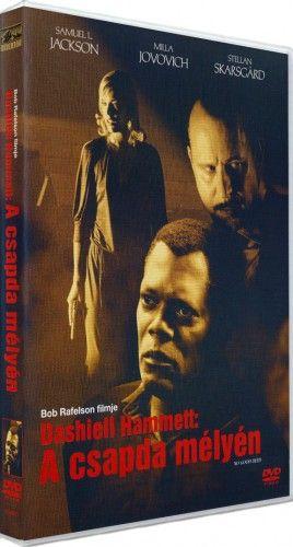 BobRafelson - A csapda mélyén - DVD