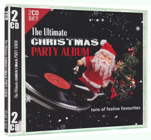 Több előadó - The Ultimate Christmas Party Album 2 CD