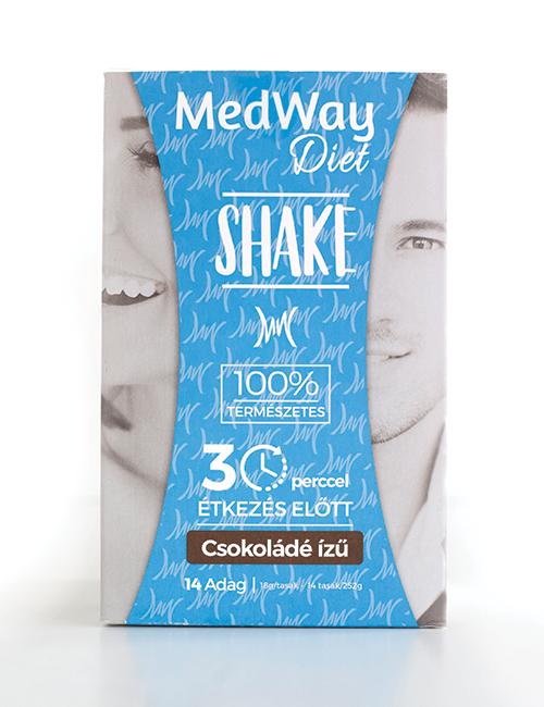 MedWay Diet Shake - Csokoládé ízű