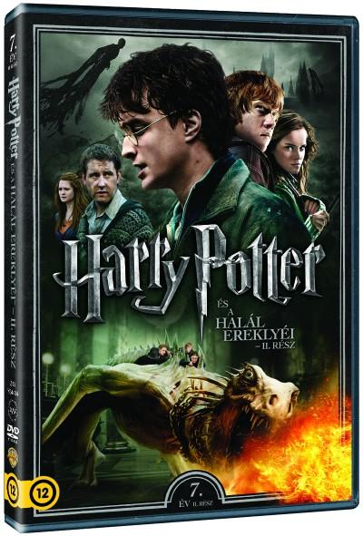 Harry Potter és a Halál ereklyéi 2. rész - 2DVD