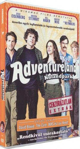 Greg Mottola  - Kalandpark-DVD