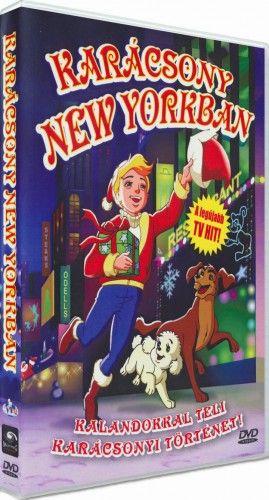 Orlando Corradi - Karácsony New Yorkban-DVD