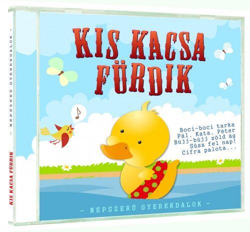 Kis kacsa fürdik-CD