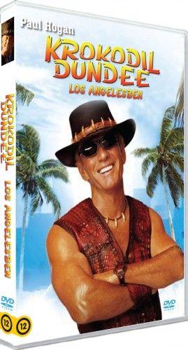 SimonWincer - Krokodil Dundee Los Angelesben-DVD