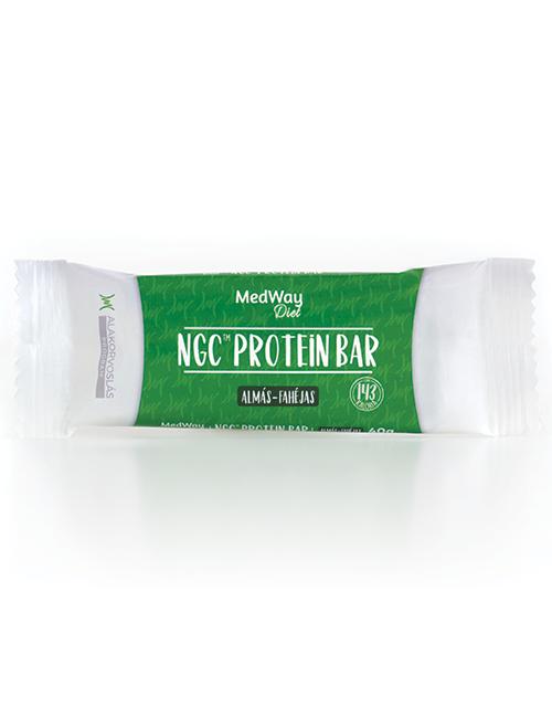 MedWay Diet protein szelet - almás-fahéjas ízű