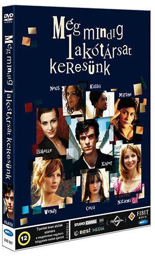 Cédric Klapisch - Még mindig lakótársat keresünk-DVD