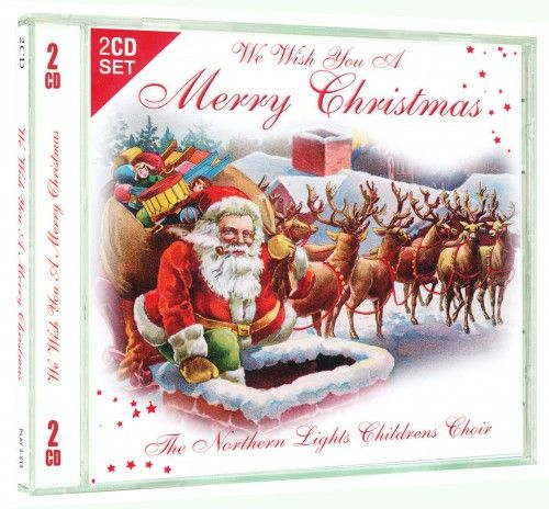 We Wish You A Merry Christmas 2 CD