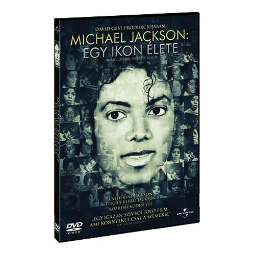 Michale Jackson - Egy ikon élete-DVD