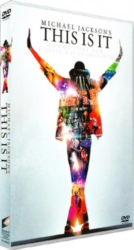 Michael Jackson's This is it (1 lemezes változat)