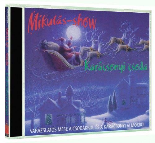 Több előadó - Mikulás - Show-CD