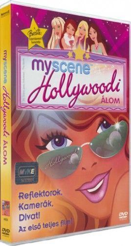 My Scene: Hollywoodi álom-DVD