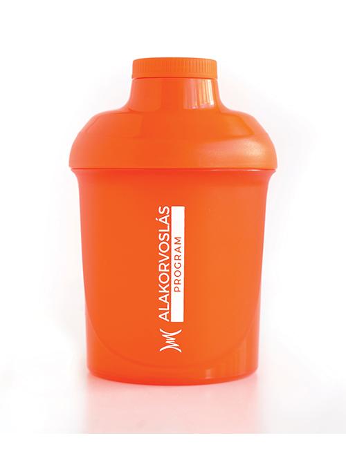 MedWay shaker - narancssárga