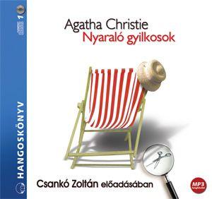 Nyaraló gyilkosok - Hangoskönyv - MP3 - Agatha Christie pdf epub