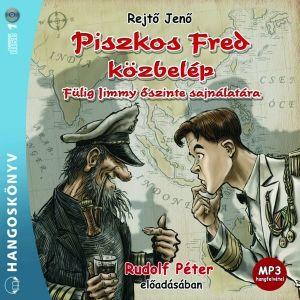 Piszkos Fred közbelép - Hangoskönyv - MP3