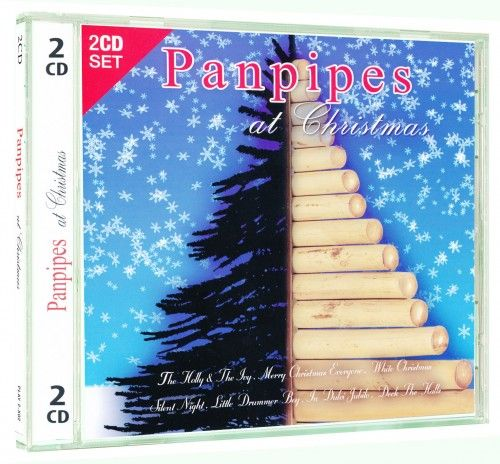 Több előadó - Panpipes at Christmas (2 CD)