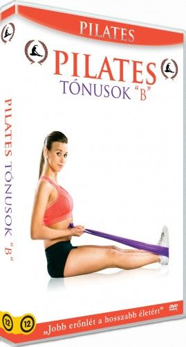 "Pilates Program: 8. Pilates Tónusok ""B"""