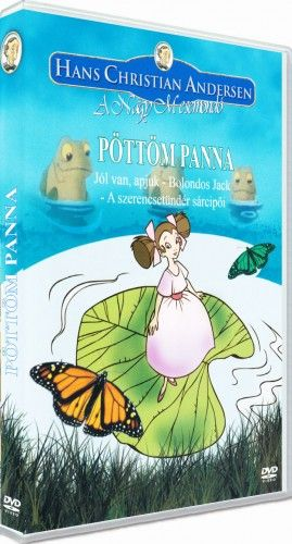 Pöttöm Panna - DVD