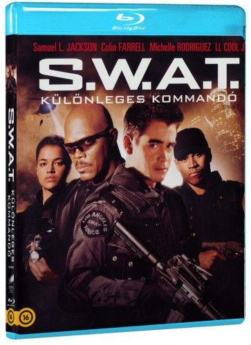 Clark Johnson  - S.W.A.T.-BRD