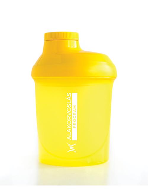 MedWay shaker - sárga