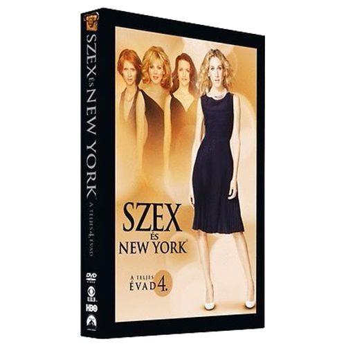 Szex és New York - a teljes 4. évad