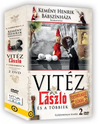 Kemény Henrik - Vitéz László és a többiek díszdoboz (2 DVD)