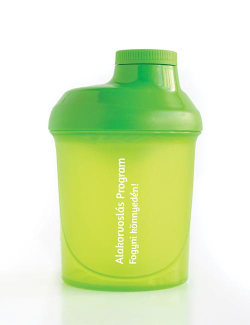 MedWay shaker - zöld
