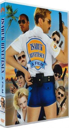 BenGarant - Zsaruk bevetésen-DVD