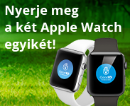 Nyerjen APPLE WATCH-ot!