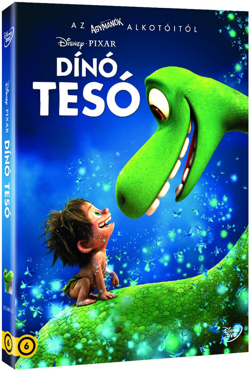 Dínó tesó (slipcase - nevetés szemezés) - DVD