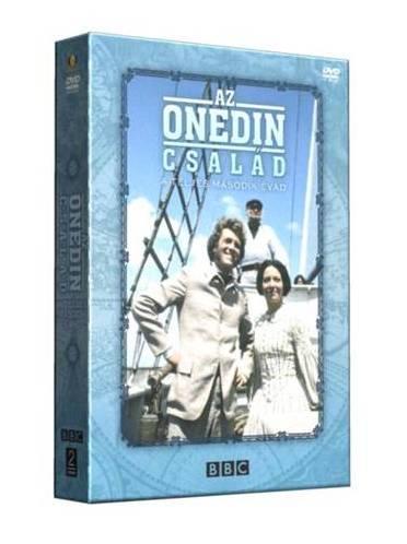 Onedin család 2. évad díszdoboz - DVD