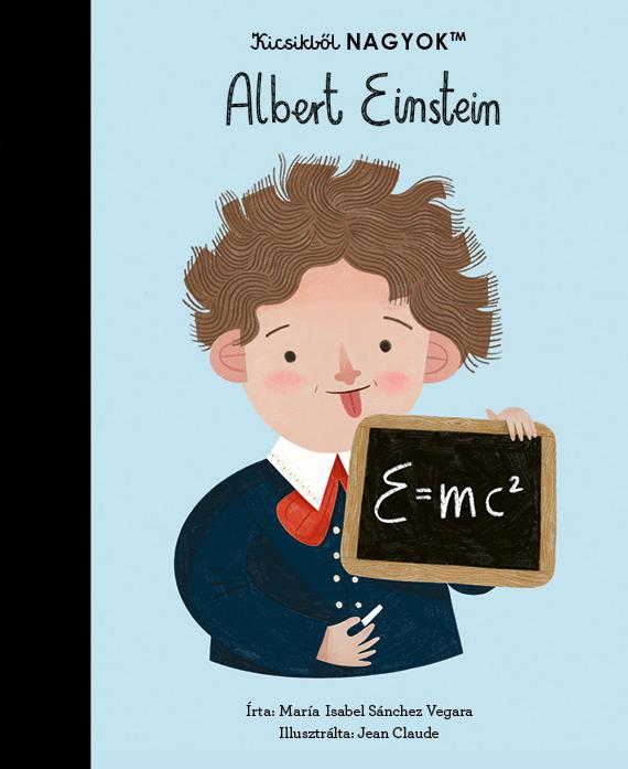 Kicsikből NAGYOK - Albert Einstein