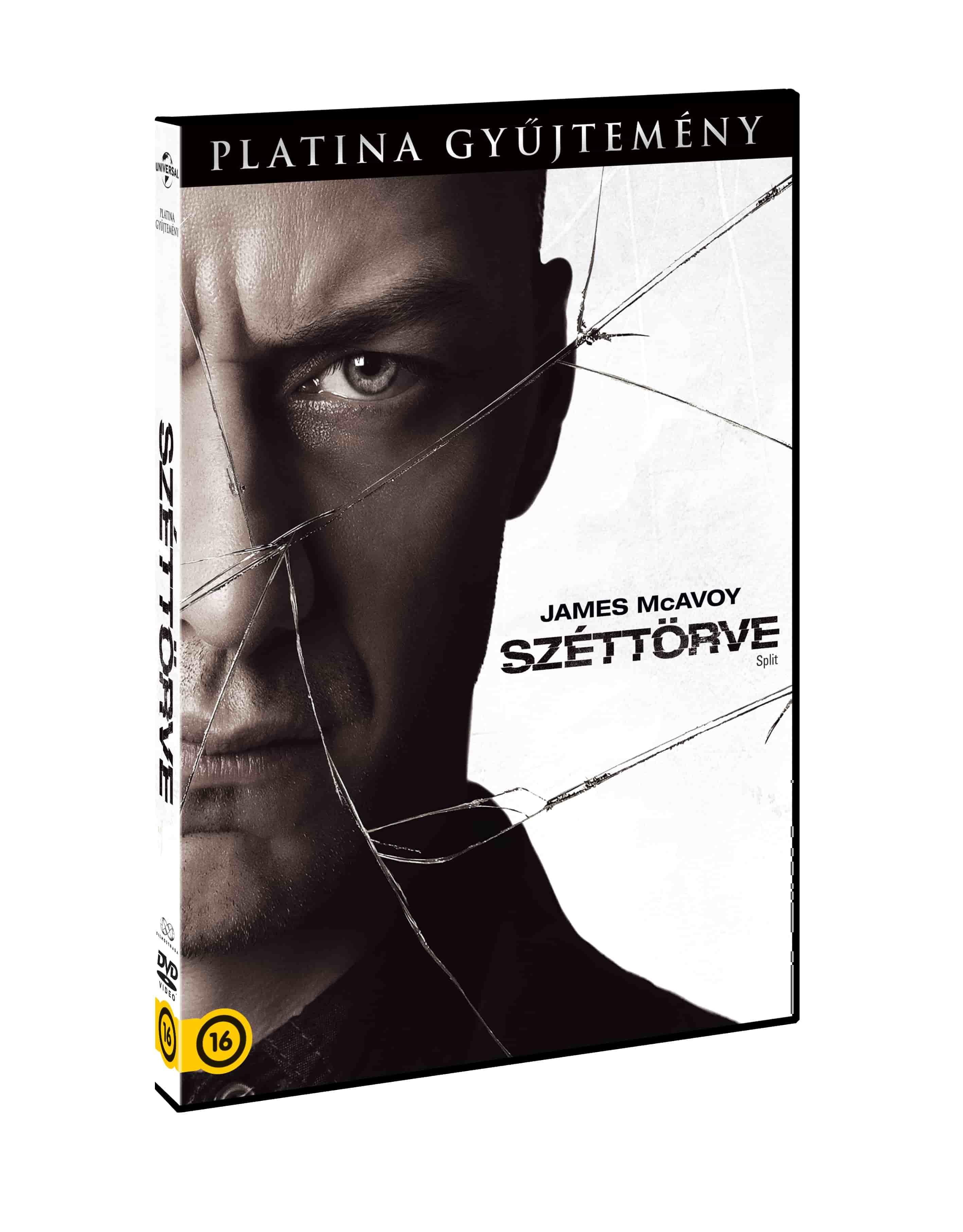 Széttörve (platina gyűjtemény) - DVD