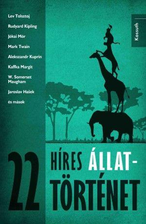 22 híres állattörténet -  pdf epub