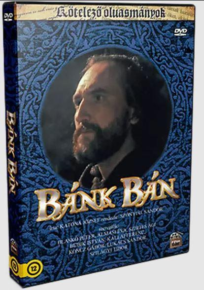 Bánk Bán (MTVA kiadás) - DVD