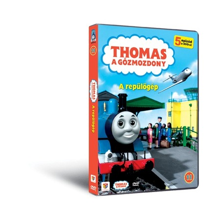 Thomas 11. - A repülőgép - DVD