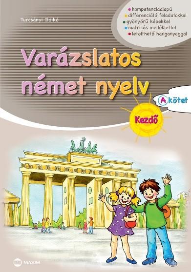 Varázslatos német nyelv – Kezdő – A kötet