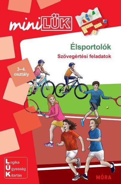 Élsportolók - miniLÜK - 3-4. osztály