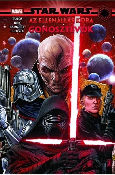 Star Wars: Az Ellenállás kora: Gonosztevők -
