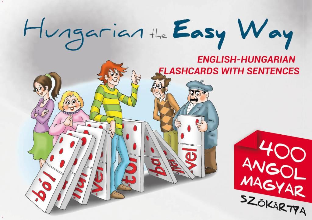 Hungarian the Easy Way- Flashcard