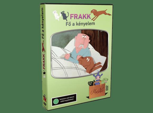 Frakk: Fő a kényelem - DVD