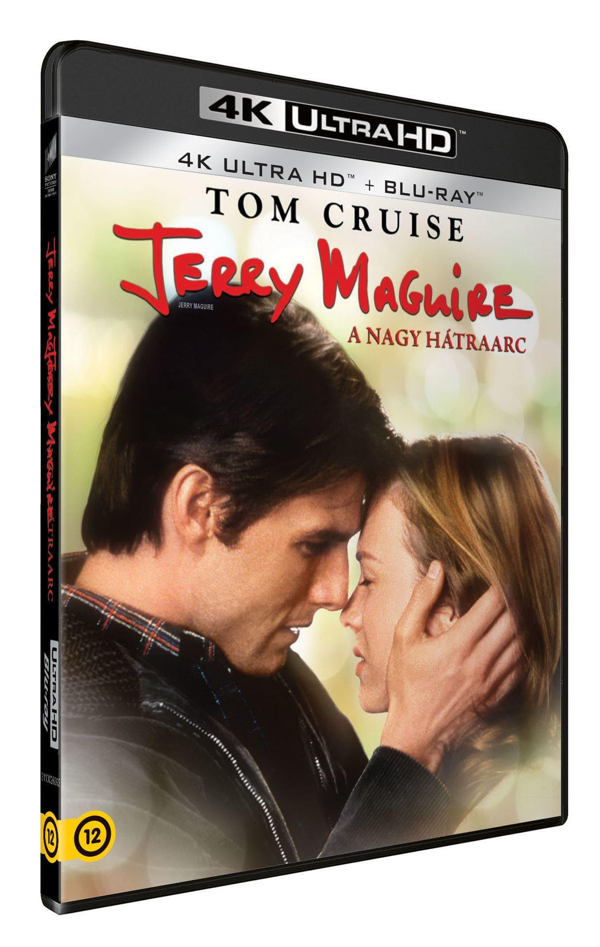 Jerry Maguire - A nagy hátraarc (UHD+BD)