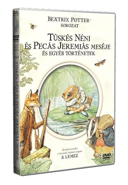 Beatrix Potter 3. - Tüskés néni - DVD
