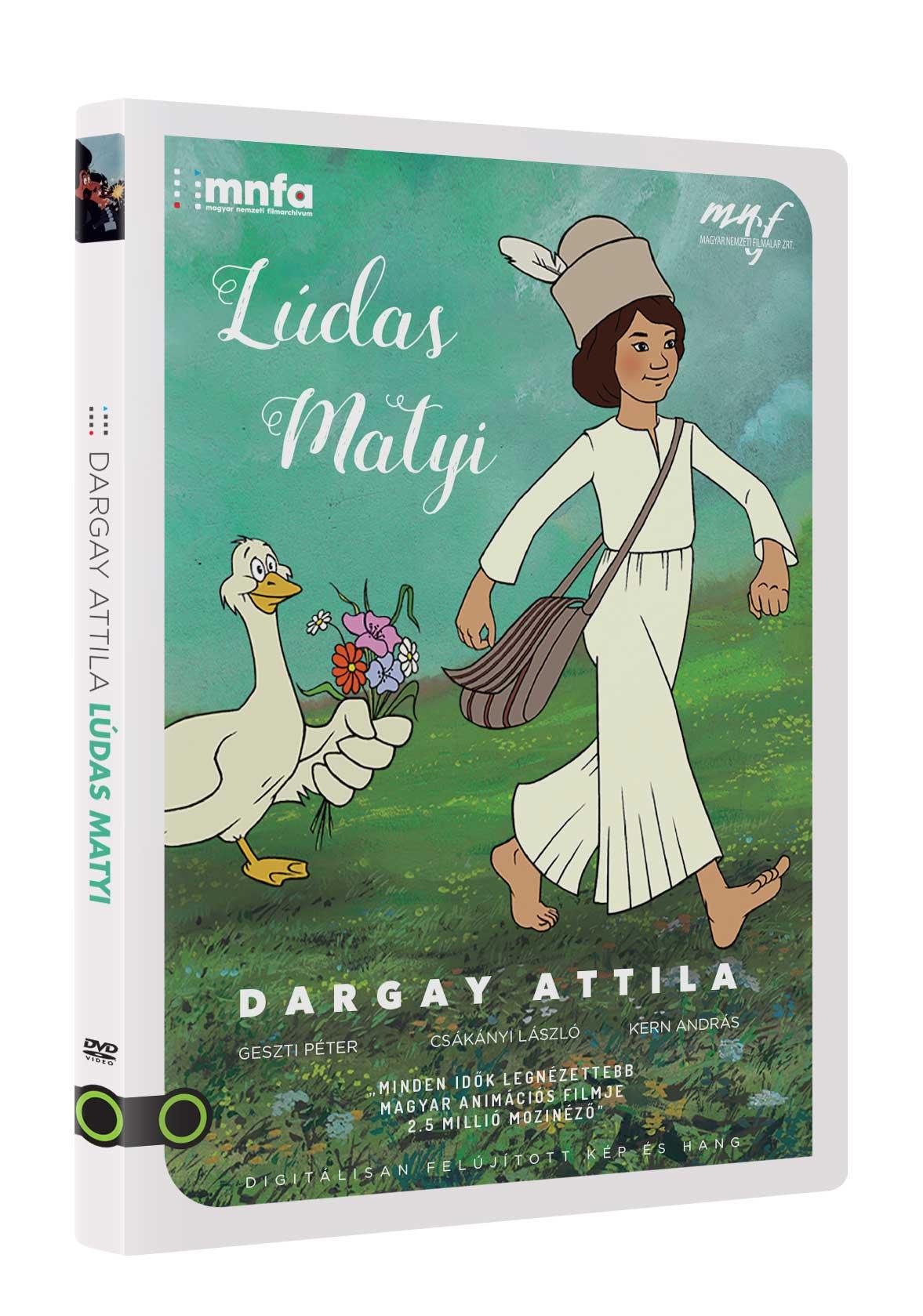 Lúdas Matyi (MNFA kiadás) - DVD