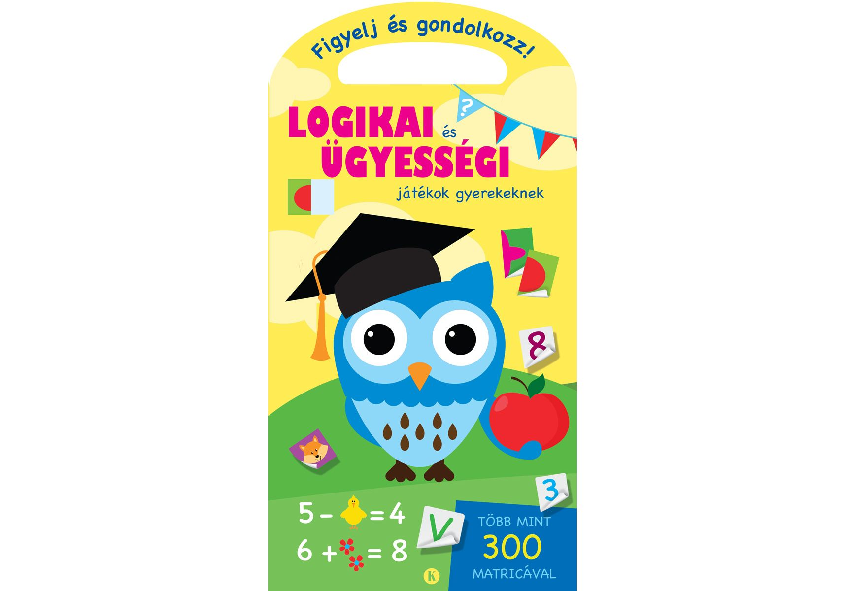 Logikai és ügyességi játékok gyerekeknek