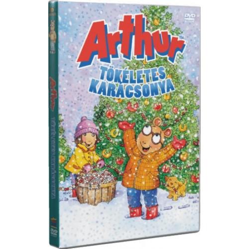 Arthur tökéletes karácsonya - DVD