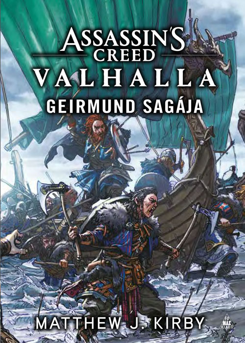 Assassin's Creed: Valhalla - Geirmund sagája